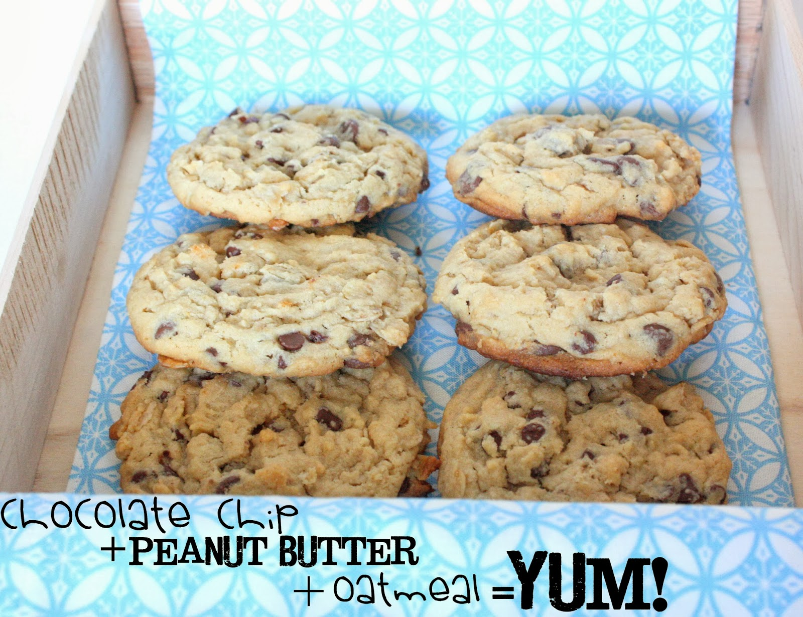 PW's Good Ol' Basic Chocolate Chip Cookies Recipes — Dishmaps