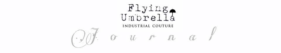 Flying Umbrella's Journal