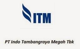 Lowongan Kerja PT Indo Tambangraya Megah April 2015