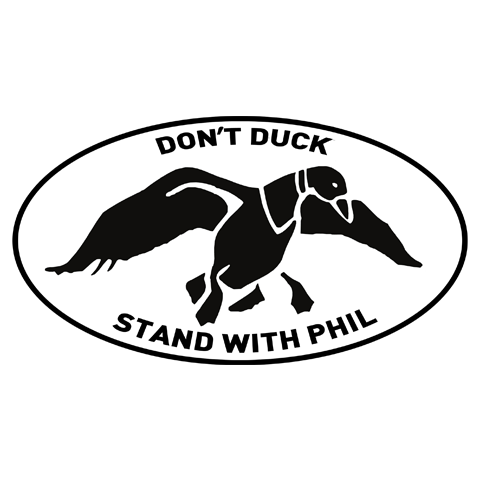 Duck Supporters Rally Behind Phil After Hoopla Breaks Out
