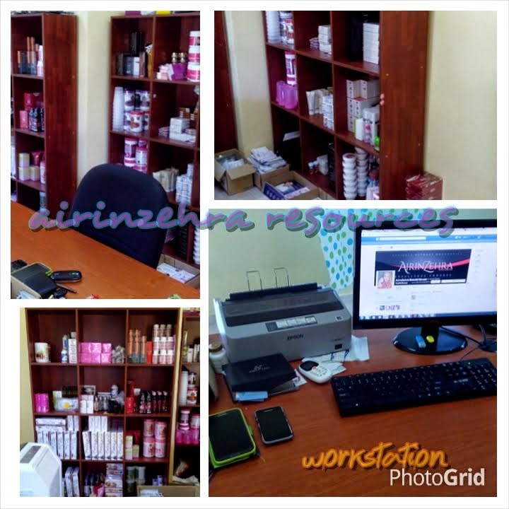 WORKSTATION AIRINALZEHRA.MY