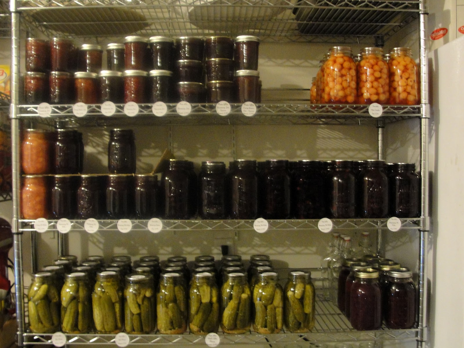 Outdoor Canning Kitchen Plum Wild Stampers Canning Season Is Upon Us