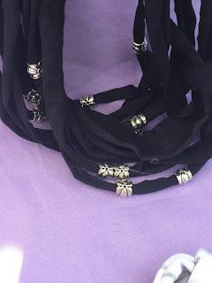 Bijoux in fettuccia