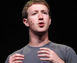 Gadget Personality of the Year Mark Zuckerberg