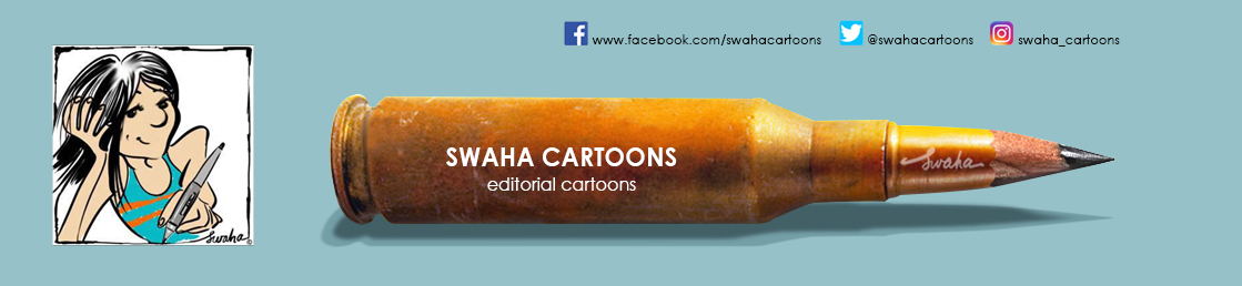 SWAHA cartoons