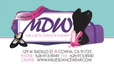 Millies Dancewear