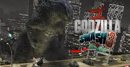 Godzilla Smash3 MOD APK