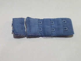 how to make a bra extender for free