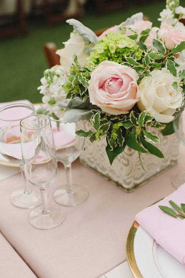 C mo hacer centros de mesa gatito jerome boda y dise o - Centro de mesa con flores ...