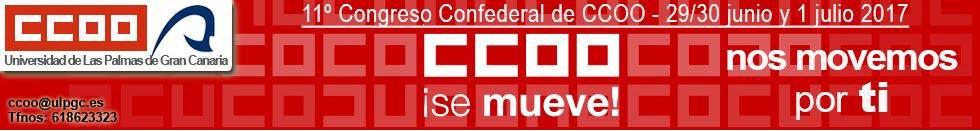 CCOO - Universidad de Las Palmas de Gran Canaria