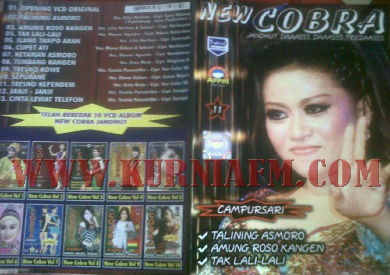 Download Mp3 Full Album Om.New Cobra Campursari Vol 11