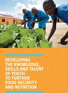 Developing the knowledge skills and talent of youth to further food security and nutrition