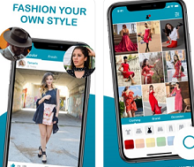 Fashion App of the Month - OOTD, Outfit Ideas - Bluepreen