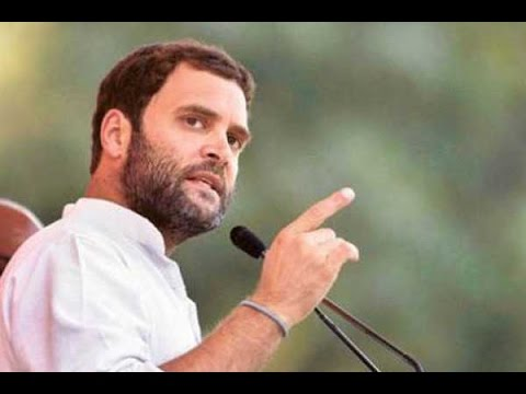 In a dubious first Congress vice-president Rahul Gandhi called P M Modi 'feku' in public speech on camera on Saturday.  Feku (boastful behaviour) is a nickname used by Modi's critics to ridicule him for failing to keep his promises.