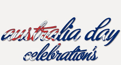 Happy Australia Day 2016 Celebration