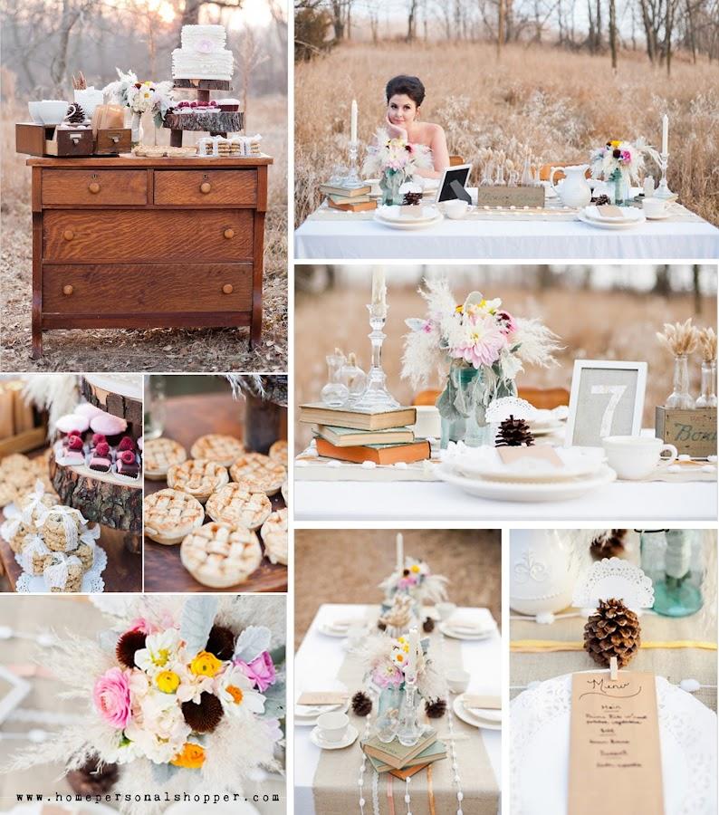 Una boda en el campo bodas for Decoracion boda campestre