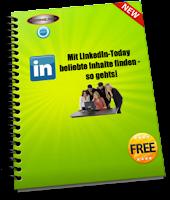 Mit LinkedIn-Today beliebte Inhalte finden - so geht's!