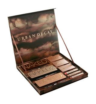 Urban Decay Limited Edition Naked Vault