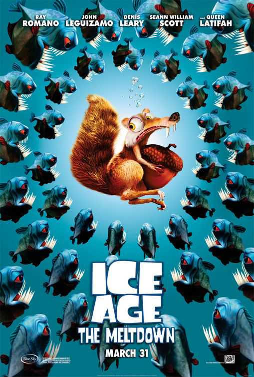 Ice Age 2 (2006) 720P BRRip Telugu Dubbed