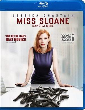 Miss Sloane 2016 BRRip BluRay 720p
