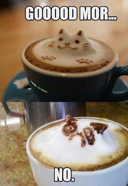 Grumpy Cat Kaffee