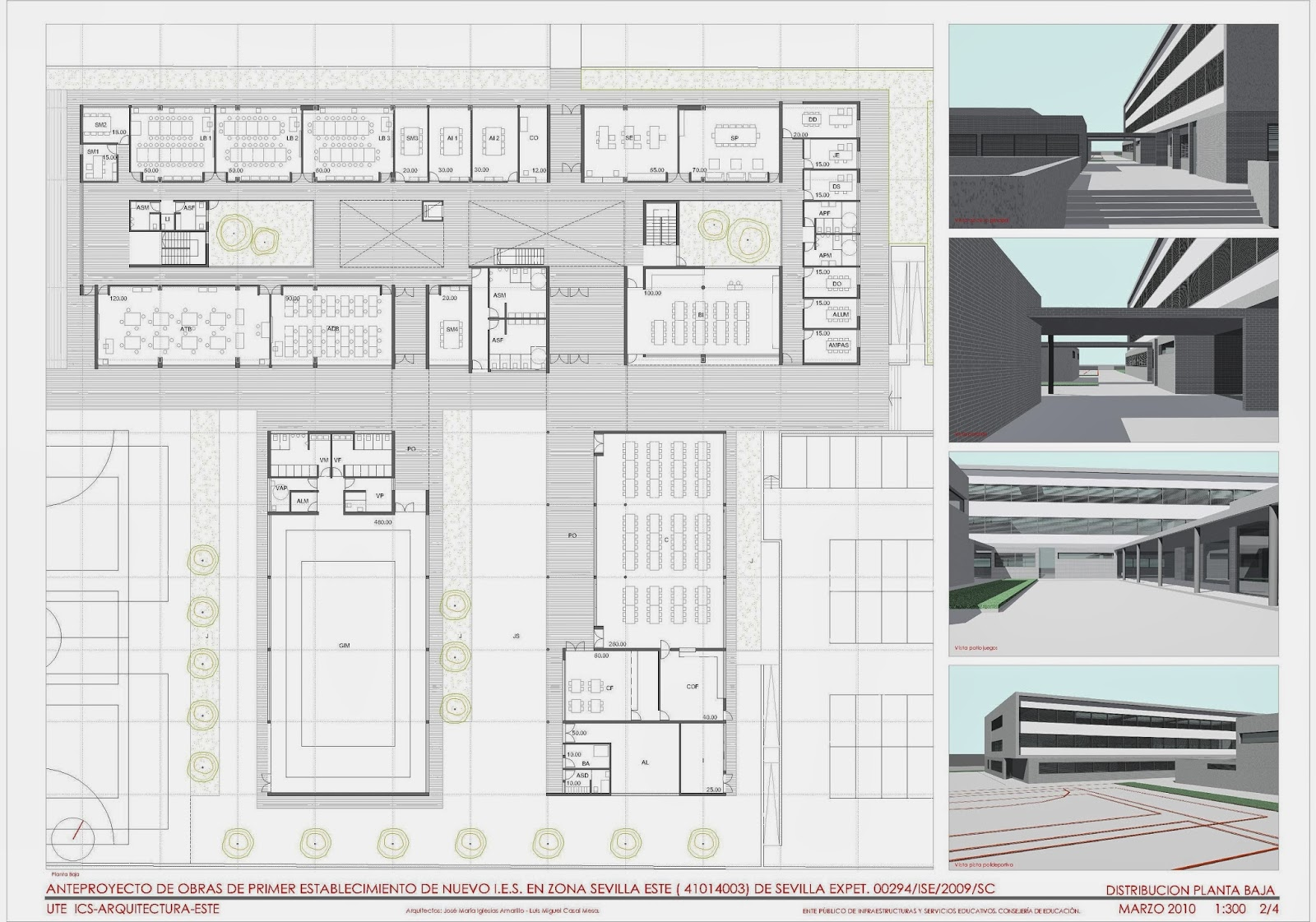 Luis miguel casal mesa arquitecto architekt - Mesa de arquitecto ...