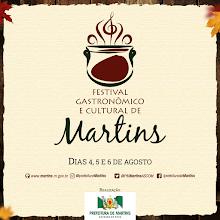 Festival Gastronômico e Cultural de Martins