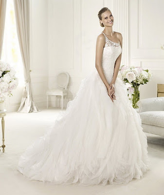 Pronovias Dreams 2013 Wedding Dresses