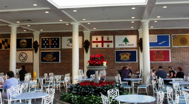Restaurante Liberty Inn Disney