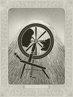 Mondo Once Upon A Time Print Series - &#8220;Rumpelstiltskin&#8221; Standard Edition Screen Print by Kevin Tong
