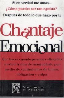 CHANTAJE EMOCIONAL EN LA PAREJA