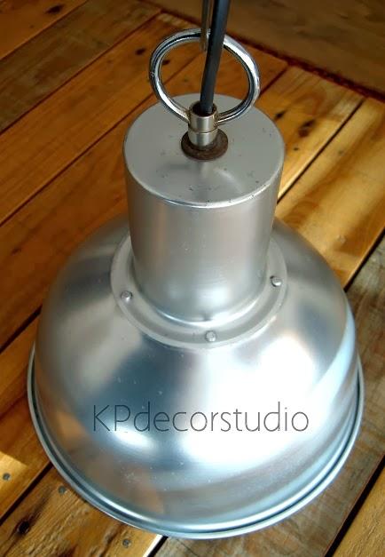 Comprar lámpara de techo estilo industrial para cocinas