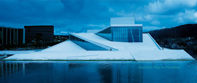 Opera & Ballet of Oslo - an award-winning architecture