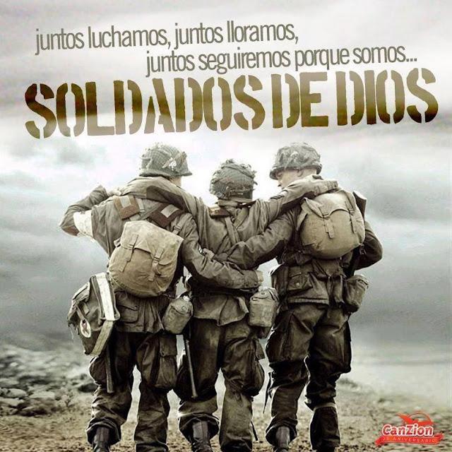 Somos Soldados de Dios