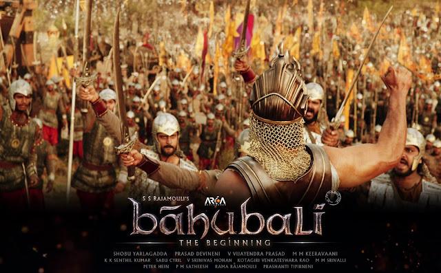 Baahubali New HD Poster | Prabhas | Rajamouli | Rana Daggubati