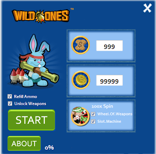 Wild Ones Cheats and Hack v.5.61