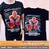 T-Shirt Built Up Spiderman
