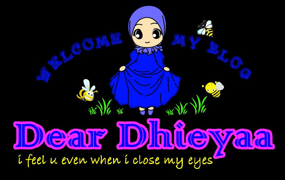 Dear Dhie_Yaa