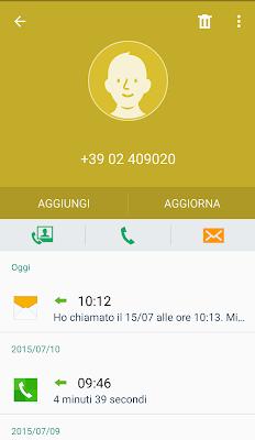 Chi Chiama Da Questo Numero? +39 02 409020