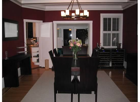 Return to home a san francisco home before after for Dining room or there is nothing