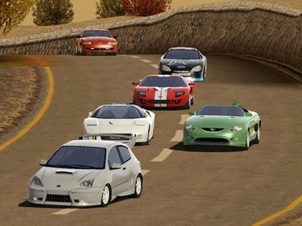Скачать игру ford racing 3