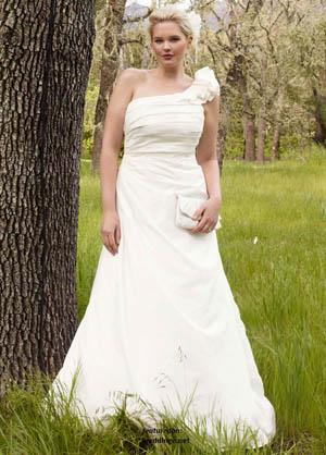 Nice Dresses For A September Wedding - Overlay Wedding Dresses