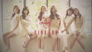 Lirik Lagu A Pink LUV Lyrics