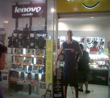 Lenovo Robinsons Galleria