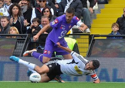 Cesena Fiorentina 0-0 highlights sky