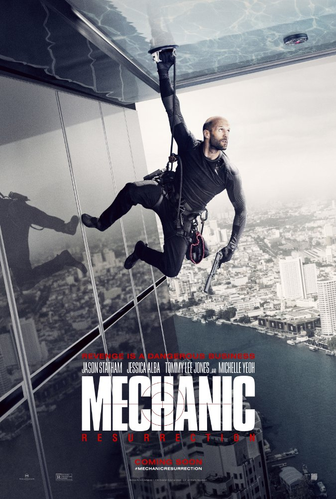 Nonton Mechanic: Resurrection (2016)