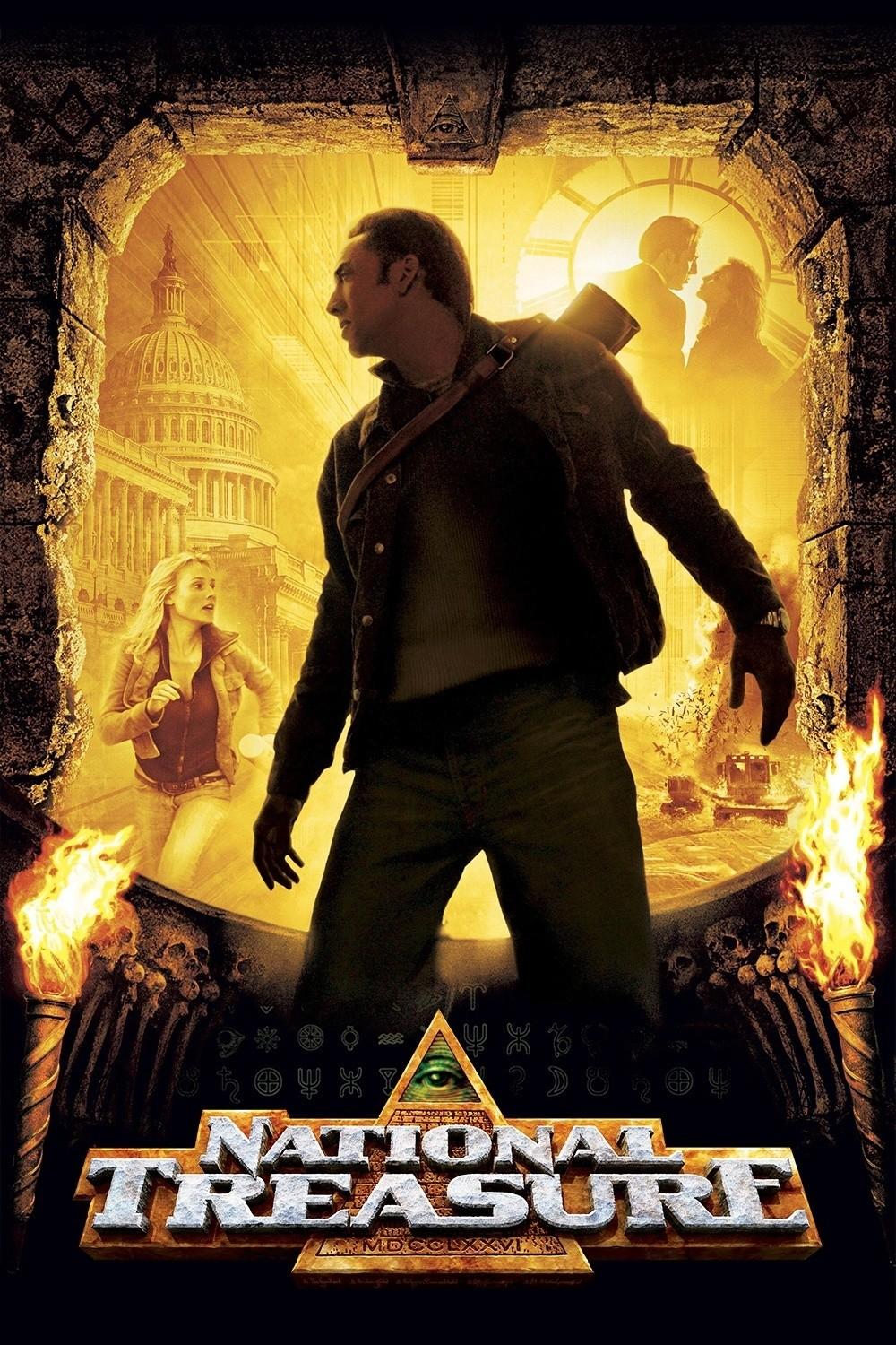 National treasure movie poster