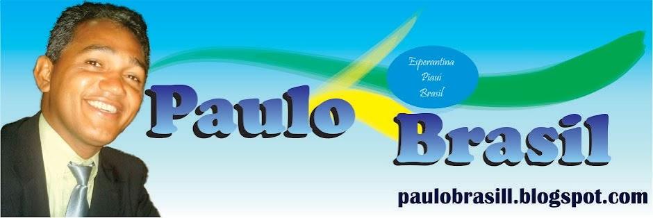Vereador Paulo Brasil