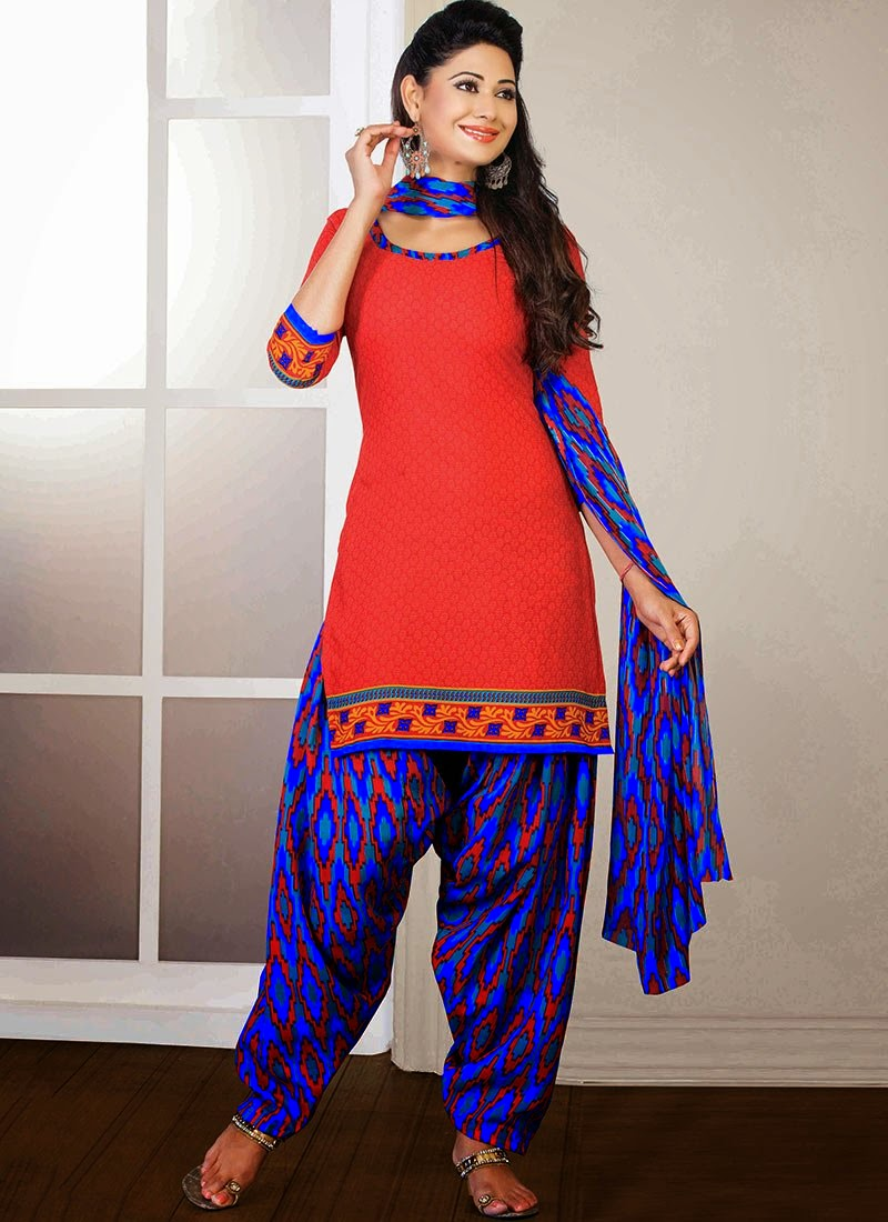 http://www.cbazaar.com/salwar-kameez/casual-salwars/captivating-printed-cotton-semi-patiala-suit-p-sldny1208a.html