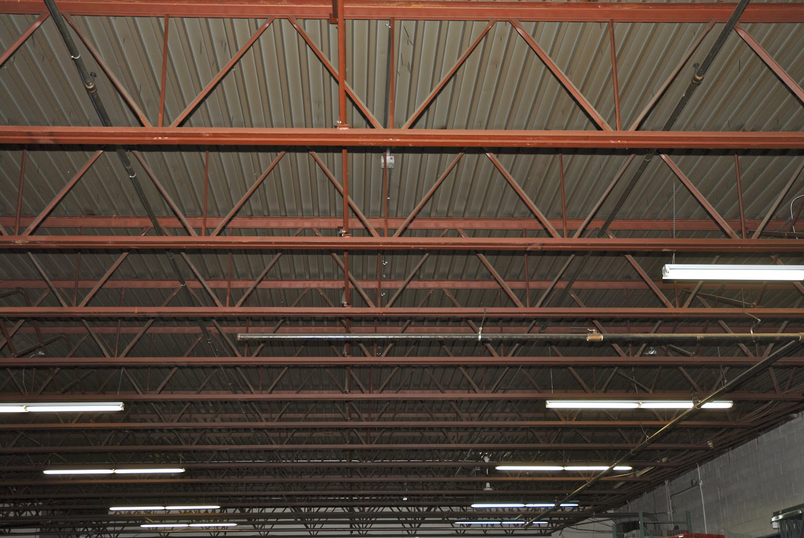 FIRE SAFETY REQUIREMENTS FOR GENERAL WAREHOUSES